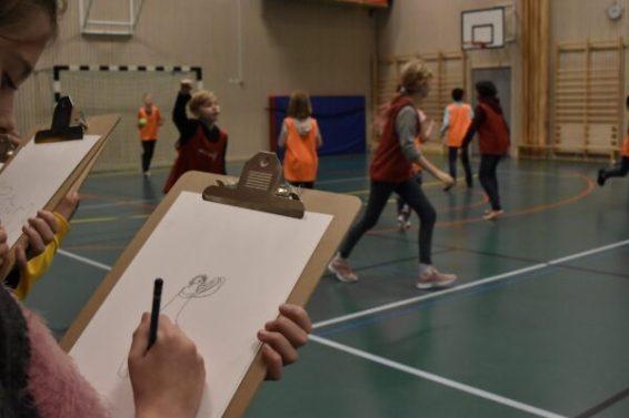 Risebergaskolan Handbolls-EM